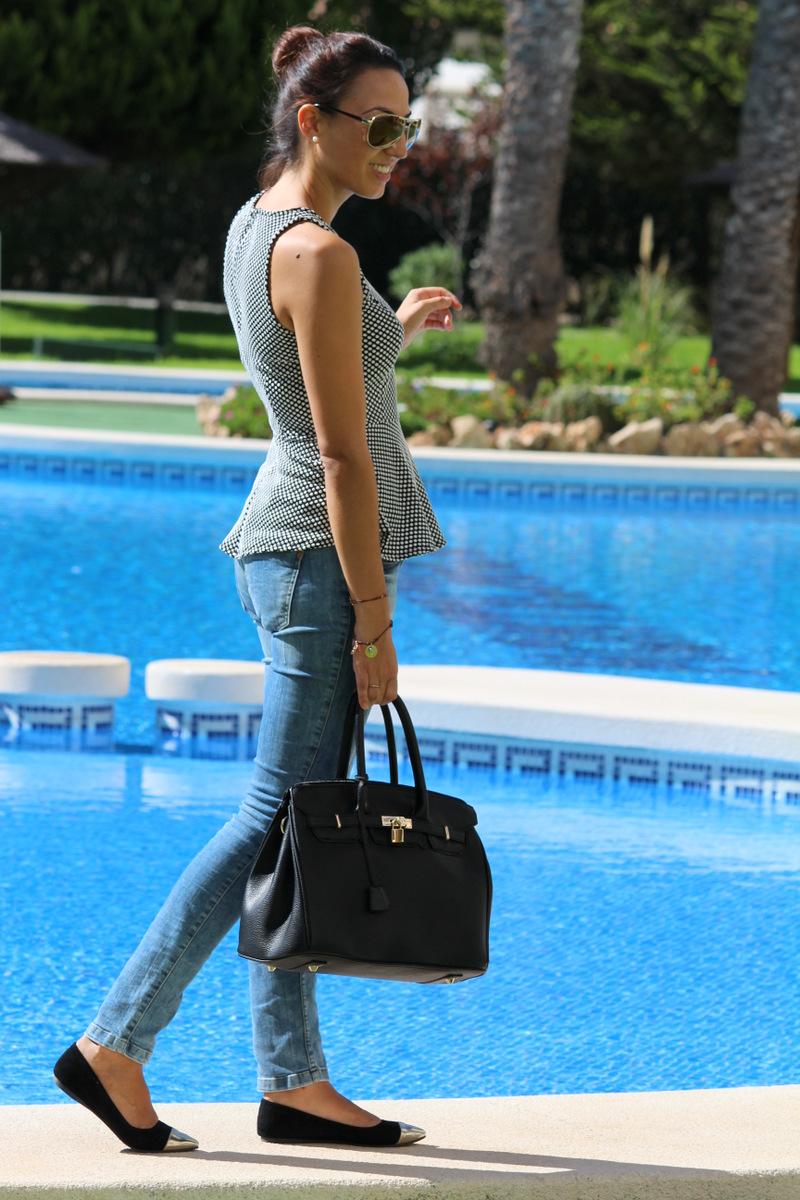 Golden shoe toe estilo stiletto by leticia p rez - Personal shopper alicante ...