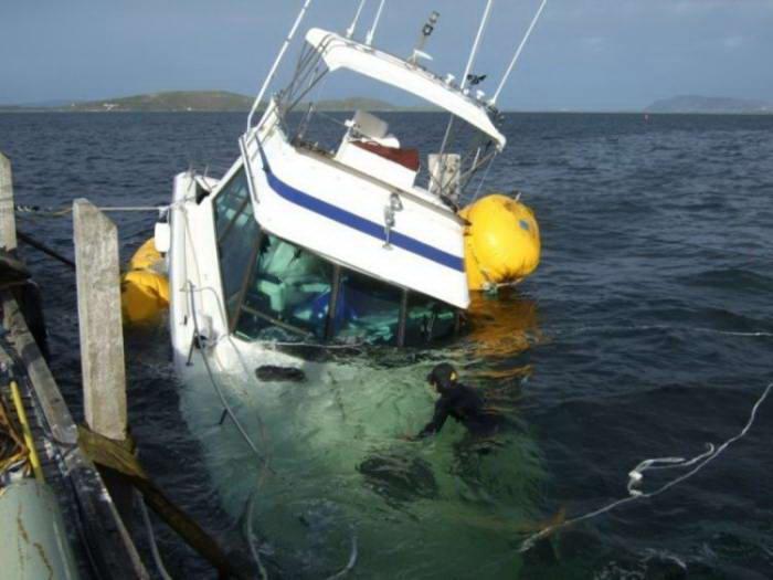 Sunken Expensive Yacht News Funtuna