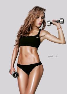 Fit body - trenerka fitness - fitspo