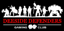 The Deeside Defenders Gaming Club