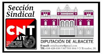SECCIÓN SINDICAL CNT-AIT DIPUTACIÓN DE ALBACETE