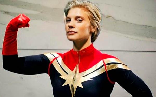 Katee Sackhoff Ms. Marvel