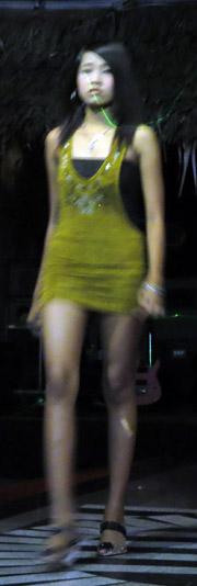 Sensual Myanmar nightlife girls of desire