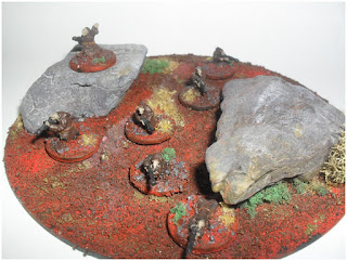 Chewks and Red Planet terrain