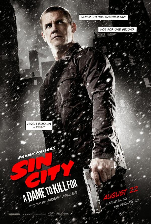 Hào Quang Trở Lại - Sin City 2