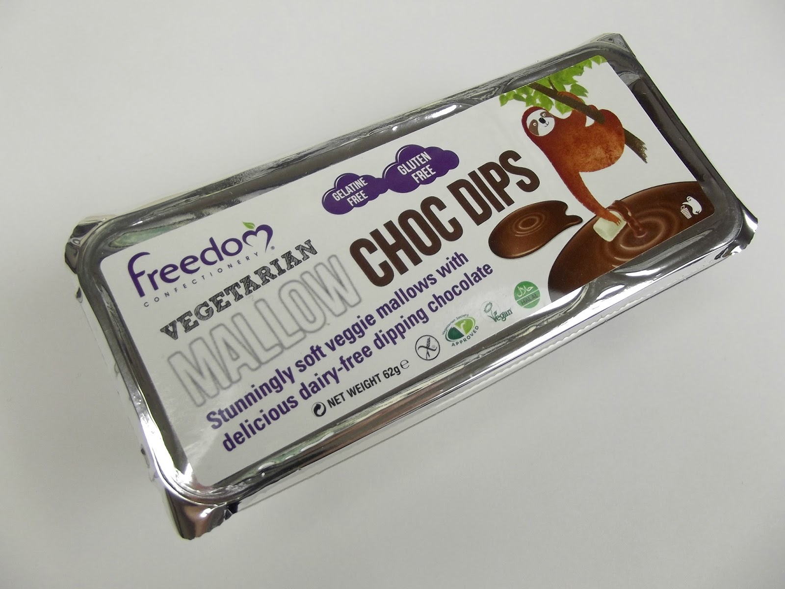 Freedom Vegetarian Mallow Choc Dip