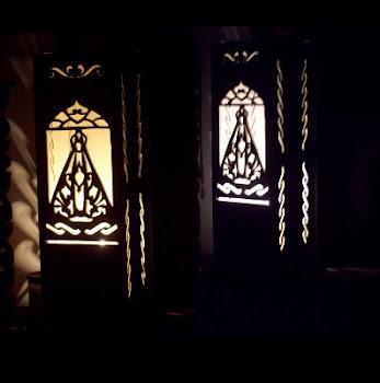 Luminária Nossa Senhora