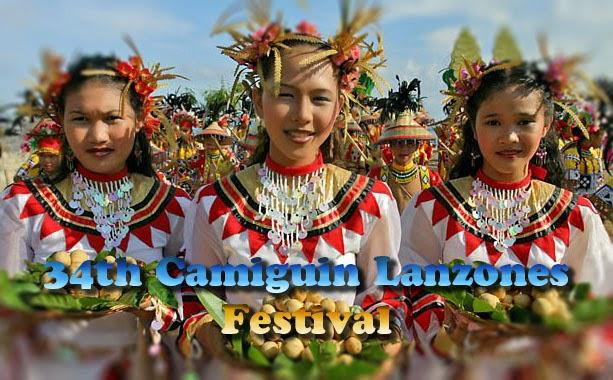 34th Camiguin Lanzones Festival