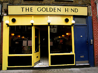 REVIEW: GOLDEN HIND