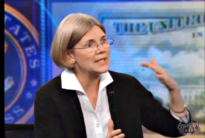 the eloquent woman: famous speech friday: elizabeth warren on the