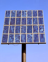 The marketplace for solar electricity is expansive