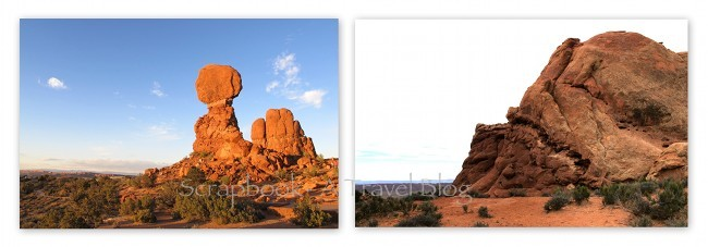 Arches National Park Pareidolia