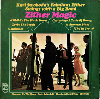 Zither Magic - Karl Swoboda