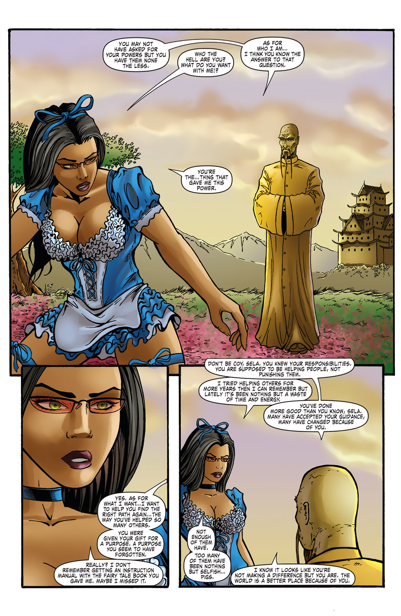 Grimm Fairy Tales (2005) Issue #16 #19 - English 14