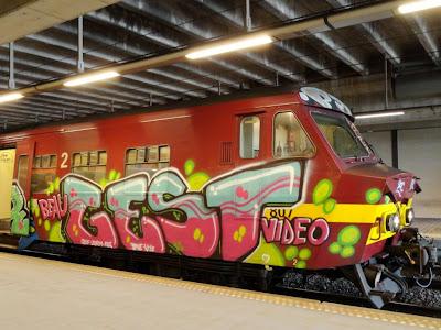GEST graffiti
