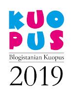Äänestä Blogistanian Kuopusta 2019 täällä