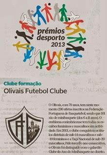 OFC Clube Formação 2013