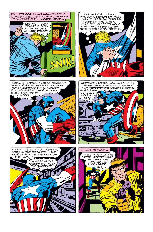 Captain America (1968) Issue #214 #128 - English 10