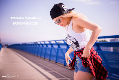 Dominika Makarová fashion blog