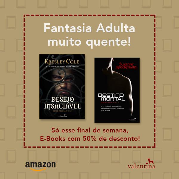 E-books da Editora Valentina em oferta