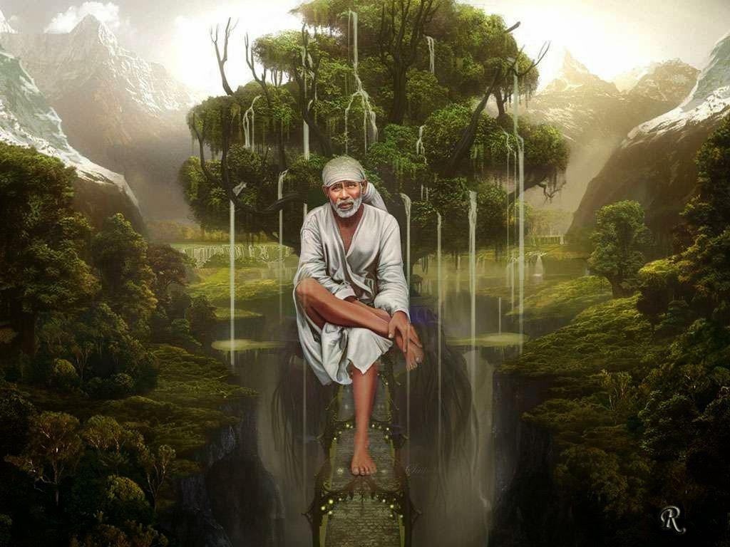 Holi Diwali Status Lord Shirdi Sai Baba New Hd Wallpaper Gallery