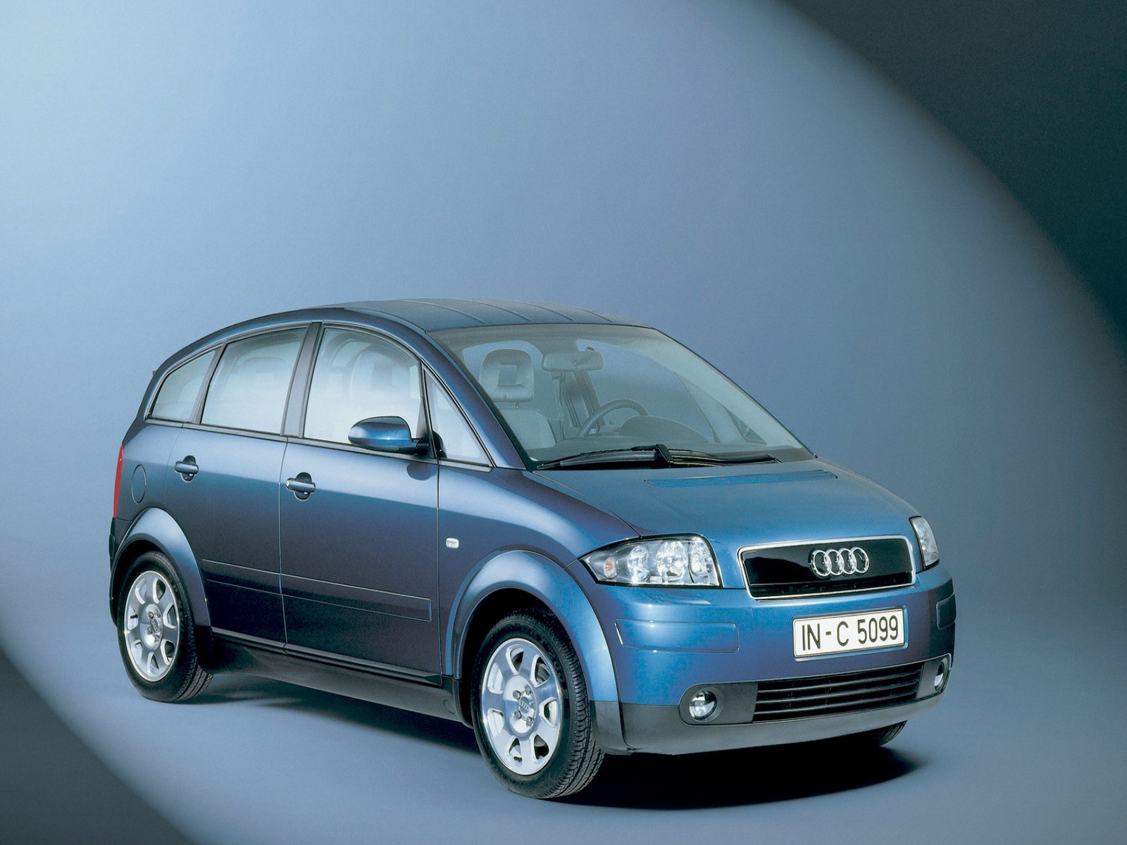 Autos World For All Audi A2