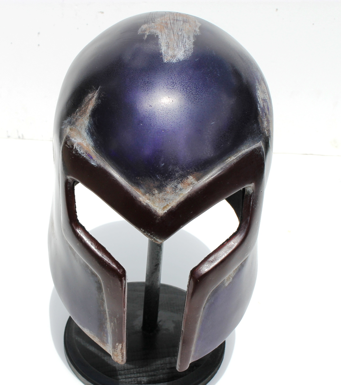 XD props: Ultimate Universe Magneto Helmet Weathered