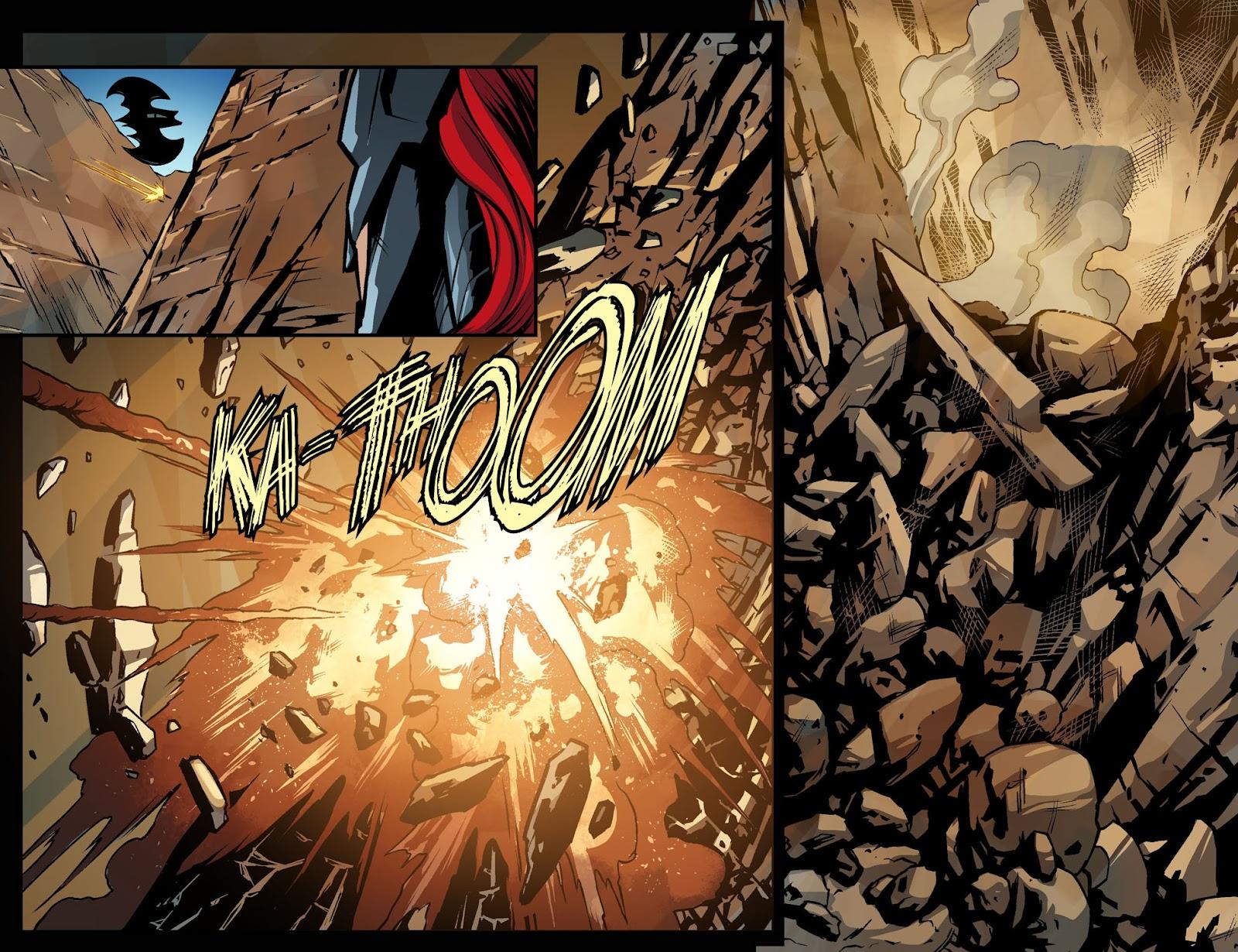 Injustice: Gods Among Us Year Four Issue #20 #21 - English 10