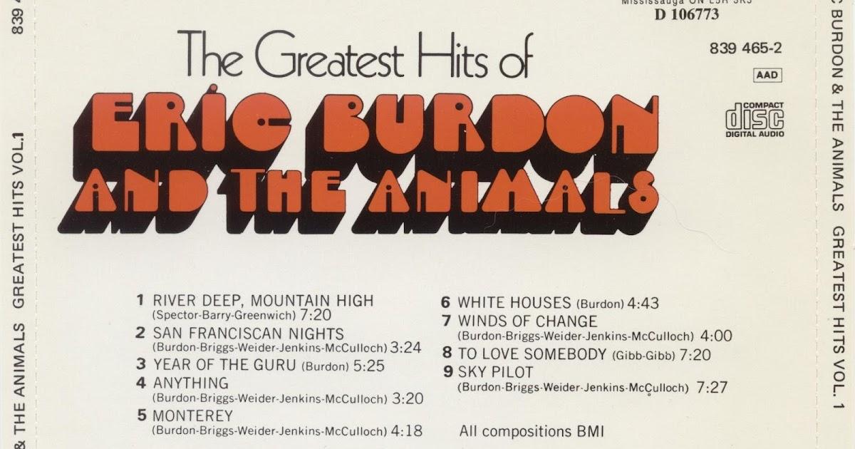 Eric Burdon & The Animals Eric Burdon I The Animals Kad Sam Bio Mlad