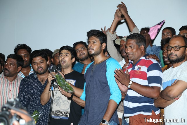Tiger Success Tour photos, Tiger Success Tour in Telangana, Tiger Success Tour photo gallery, Tiger Success Tour in Karim Nagar, Tiger Success Tour images,Telugucinemas.in  Tiger Success Tour,Sundeep Kishan  Tiger Success Tour, Tiger Success Meet, Tiger Success Tour Telugucinemas.in