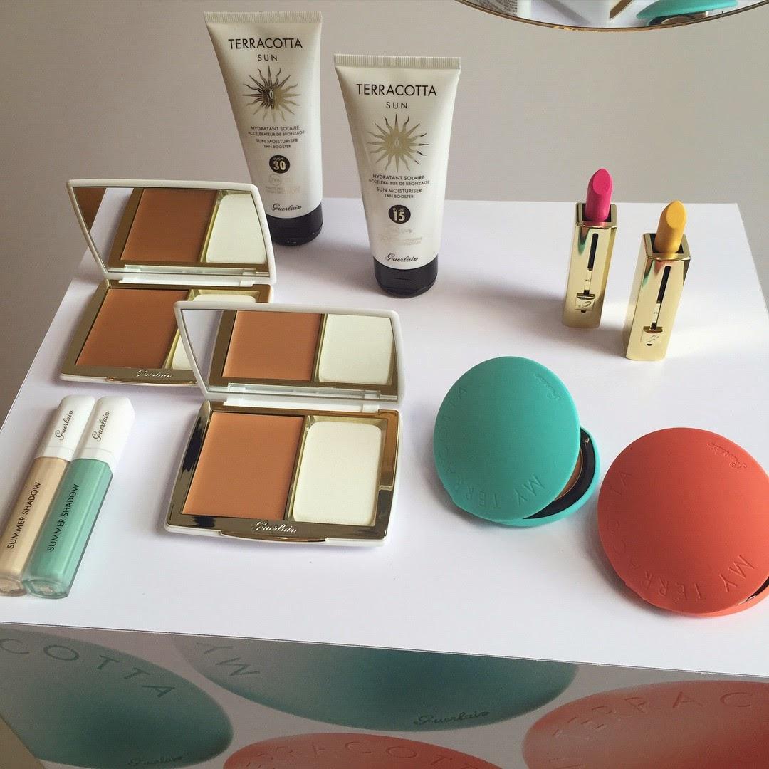 Коллекция макияжа guerlain лето 2015