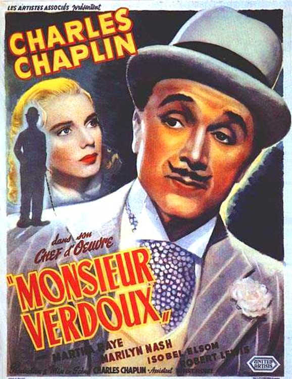 Monsieur Verdoux movie