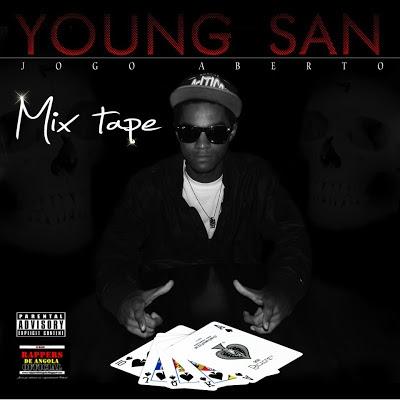 "Young San - FUBA REMIX(Funge Rijo) ft Ninjaz Promo da Mixtape""Jogo Aberto"""