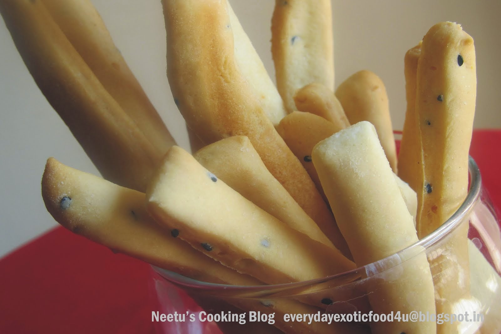 Bread Sticks/Soup Sticks