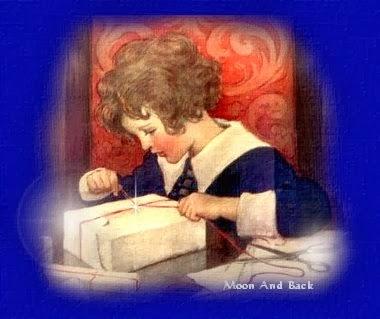 Kisah Inspirasi: Gadis Kecil dengan Kotak Emas Penuh Ciuman