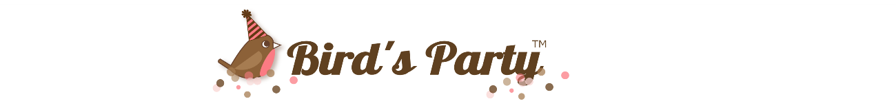 PARTY BLOG by BirdsParty|Printables|Parties|DIYCrafts|Recipes|Ideas