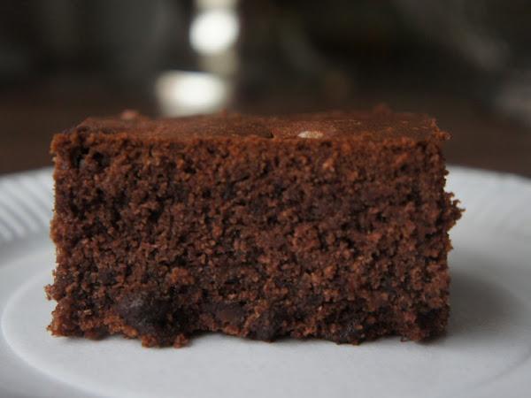 Brownies mit dem neuen Choco Cake Mix von Schär!