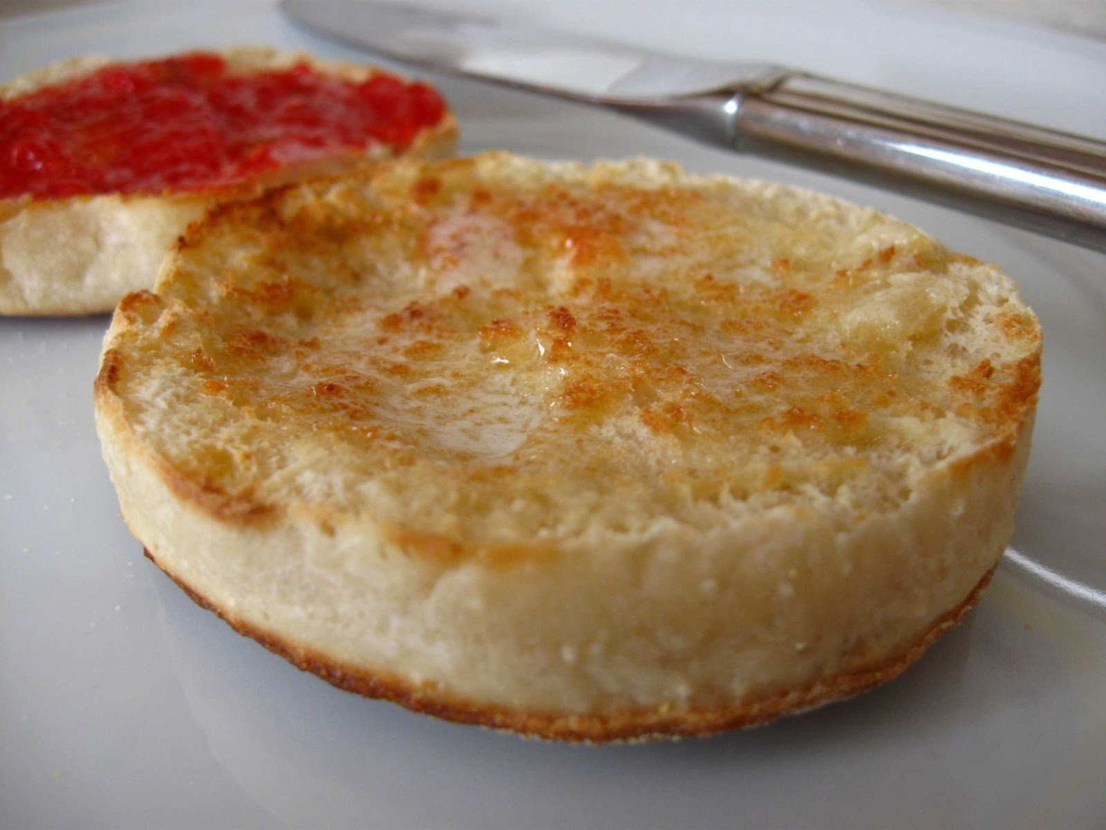 Cooking From Scratch: English Muffins