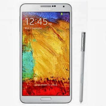 Spesifikasi dan Harga Samsung Galaxy Note 3 Terbaru
