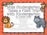 https://www.teacherspayteachers.com/Product/Miss-Bindergarten-Takes-A-Field-Trip-Kindergarten-Unit-1-Week-4-1247292