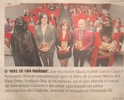 """Presentación de """"Más de un Mañana"""""""