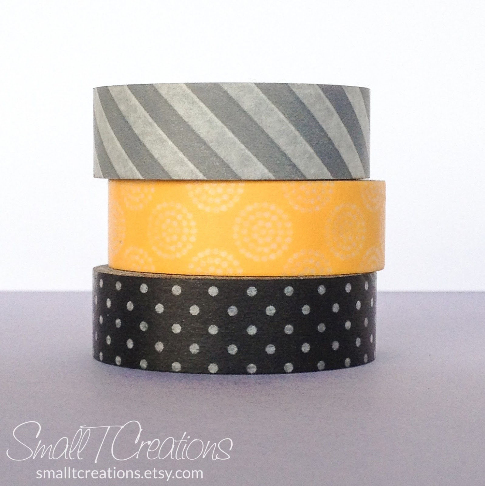 Halloween Washi Tape Set by Small T Creations on Etsy https://www.etsy.com/listing/207532080/halloween-washi-tape-set-masking-tape?ref=shop_home_active_3