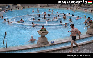 Szechenyi baths, Budapest, Jordi Canal-Soler