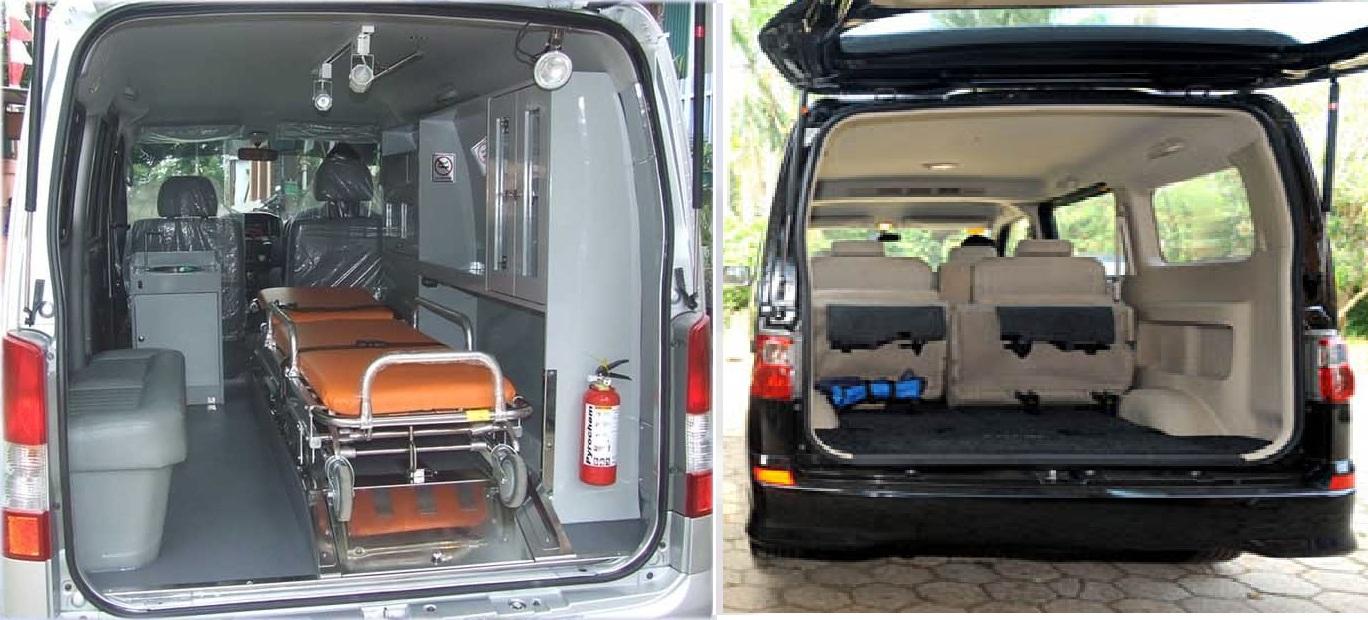 Modifikasi Ambulance Daihatsu Luxio - Dealer Ambulance ...