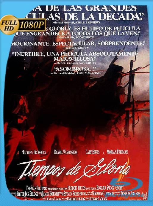 Tiempos De Gloria (1989) BRRip [1080p] [Latino] [GoogleDrive] [RangerRojo]