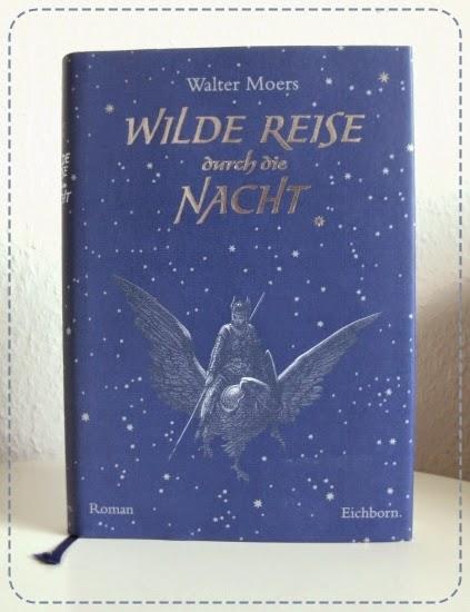 """Walter Moers """"Wilde Reise durch die Nacht"""""""