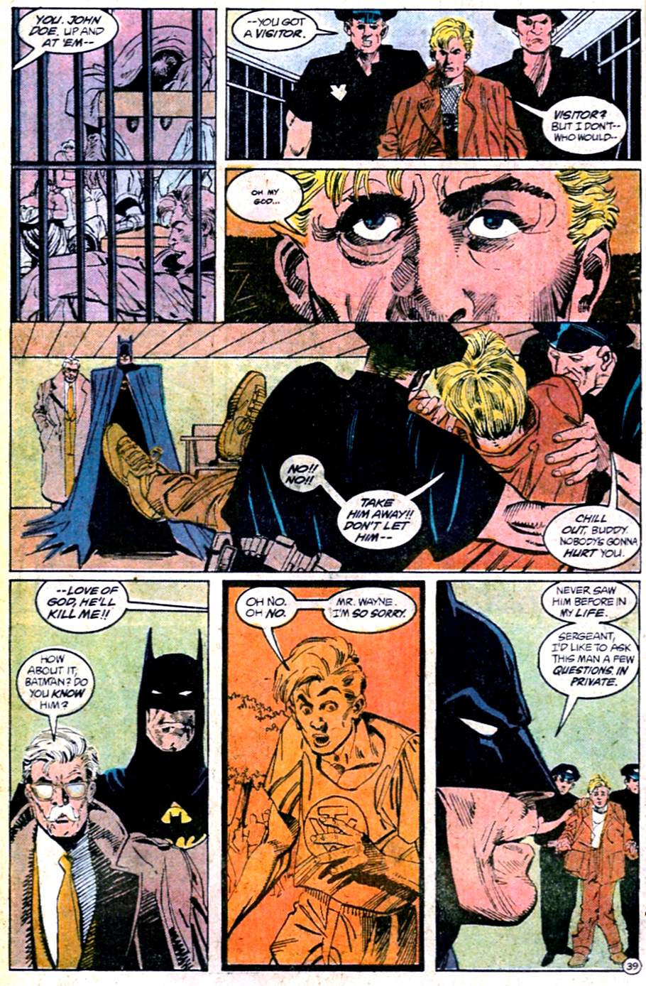 Detective Comics (1937) Issue #598 Page 40