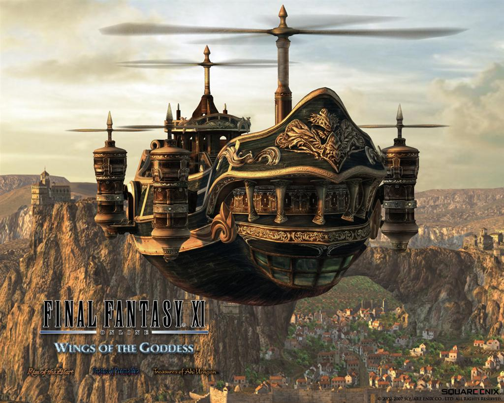 Final Fantasy HD & Widescreen Wallpaper 0.54698704677772