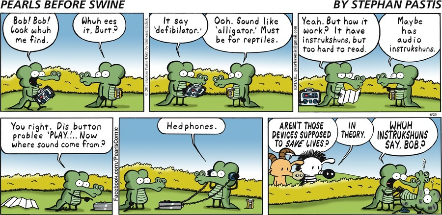 pearls before swine meaning