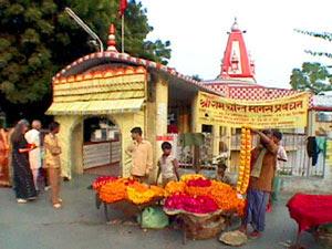 Hanuman Setu Mandir Lucknow